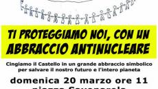 Abbraccio antinucleare domenica 20 marzo Coordinamento referendario Antinucleare Ferrara ABBRACCIO ANTINUCLEARE domenica 20 marzo · 11.00 – 12.00 Castello Estense piazza Savonarola Ferrara, Italy Cingeremo il Castello in un grande […]