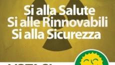 Il Comitato 'VOTA SI' PER FERMARE IL NUCLEARE': ANCHE L'ITALIA CORREREBBE GLI STESSI RISCHI DEL GIAPPONE, CON REATTORE 'EPR' IDENTICHE CONSEGUENZE CHE A FUKUSHIMA IL GOVERNO RINUNCI AL NUCLEARE: IL […]