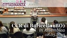 L'8 maggio, la delegazione del CCR di Baricella (BO), accompagnata dal giovane consigliere comunale Gabriele Castelli, è stata ospite in Assemblea legislativa per aprofondire il tema del ruolo e del […]
