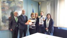 Questa mattina presso la sede della Regione Emilia-Romagna a Bologna sono state consegnate oltre 6.000 firme alla Presidente dell'Assemblea Legislativa, Palma Costi, per manifestare il sostegno al Progetto di Legge […]