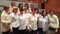 """""""In Assemblea legislativa vestite di Bianco in solidarietà con la battaglia parlamentare per la parità di genere"""" Oggi le donne dell'Assemblea legislativa dell'Emilia-Romagna hanno deciso di vestirsi di bianco in […]"""