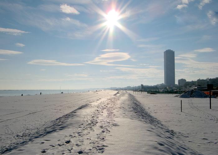 Spiagge libere a cesenatico fc regione impedisca una loro riduzione - Bagno mare cesenatico ...