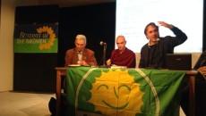 Circa 250 persone all'iniziativa dei verdi su enciclica Laudato si'. Serve una cultura ecologista integrale ,non frammentata in spezzoni scollegati. serve un'etica della responsabilità . servono energie oggi latenti per […]