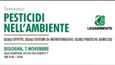 Bologna, 2 novembre 2017 Paolo Galletti Pesticidi o agrofarmaci?  Interessante seminario di Legambiente Emilia Romagna questa mattina a Bologna, sul tema dei pesticidi.  Legambiente ha presentato il suo […]