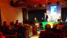 CONVEGNO CON PUBBLICO DIBATTITO organizzato dai Verdi di Bologna Centro Costa, 23 novembre 2017 Tutti gli interventi, minuto per minuto: