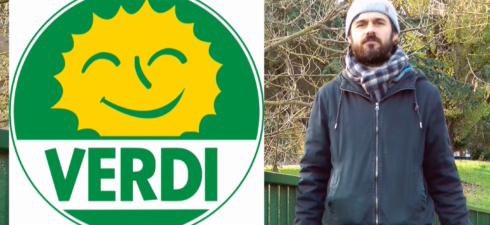 Spot video: in 2 minuti, la sintesi del programma politico di Matteo Badiali, candidato per i Verdi.