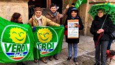 comunicato stampa I Verdi aderiscono allo sciopero globale di venerdì 15 marzo per il clima e chiedono coerenza a chi intende partecipare I Verdi aderiscono allo sciopero globale per il […]