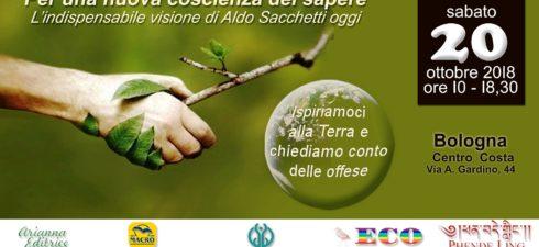 Convegno su Aldo Sacchetti, Bologna, 20 ottobre 2018: concludiamo la pubblicazione degli atti del convegno, in forma di video-registrazione integrale. Qui, gli interventi del pomeriggio e la conclusione dei lavori […]