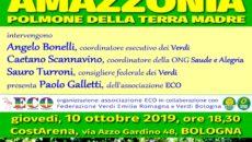 AMAZZONIA POLMONE DELLA TERRA MADRE presso CostArena, via Azzo Gardino 48 BOLOGNA