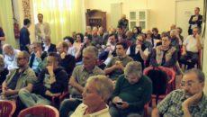 Verbale dell'assemblea regionale dei Verdi dell'Emilia Romagna del 19/10/2019 Sabato 19 ottobre si è tenuta a Bologna presso la sala ristorante del Centro Costa, via Azzo Gardino 44, Bologna, regolarmente […]